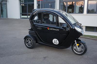 Elektrifizierung kommunaler Fahrzeuge
